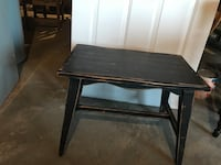 Rectangular brown wooden side table. Reduced price by $15 Valley Park, 63088