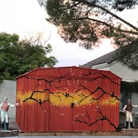 Paint that ugly shed in your backyard Las Vegas, 89183