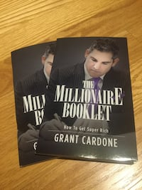 The Millionaire Booklet written by Grant Cardone