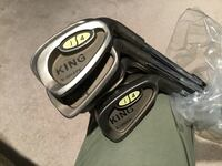 Set of KING Irons, Men's .... includes FREE Driver