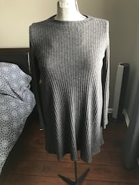 Grey sweater Dress  Coquitlam