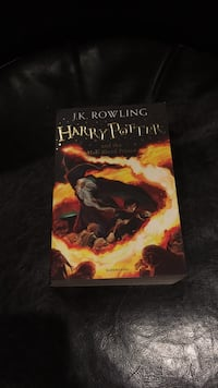 Harry Potter and the half blood prince  Red Deer, T4R 3C9