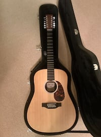 Custom Martin X Series 12 String Arlington, 22205
