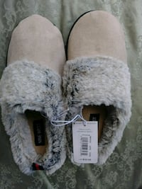 New- Nine West womens Microsuede Slippers Centreville, 20120