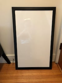 Large Wall-Mounted Whiteboard Vancouver, V6G 1R1