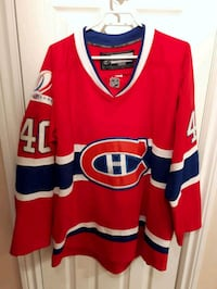 Chandail NHL hockey Reebok Canadiens Montreal jersey