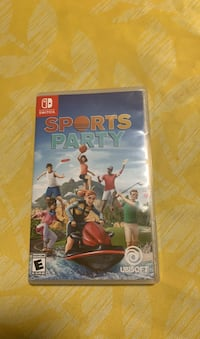 Sports Party Nintendo Switch Game Nashua, 03063