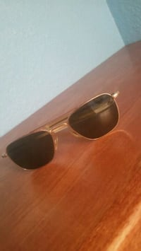 Korea/vietnam vintage aviatior 12k sunglasses Las Vegas, 89104