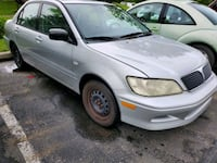 2003 Mitsubishi Lancer 140k Miles Very Reliable Ac Laurel