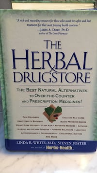 The Herbal Drugstore Book Richmond Hill, L4C
