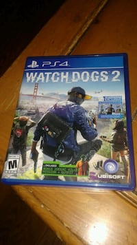 PS4 - Watch Dogs 2 Tacoma, 98418