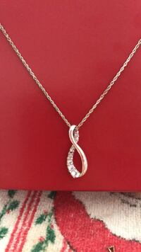 Necklace looks like an Letter s