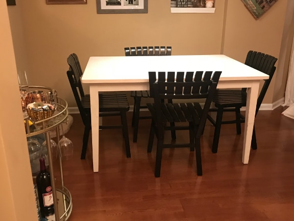 Cool Ballard Designs Dining Table 4 Chairs Inzonedesignstudio Interior Chair Design Inzonedesignstudiocom