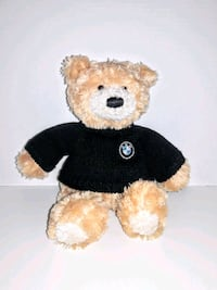 Plush BMW Bear by Gund Charlotte, 28215