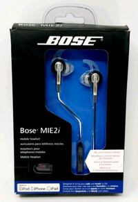 New bose MIE 2i earphones with Mic. Palmdale, 93550