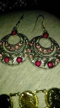 Gypsy ear rings beautiful Corpus Christi