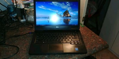 "14""DELL I5 LAPTOP"