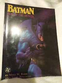 DC Batman Son if the Demon  Baltimore, 21206