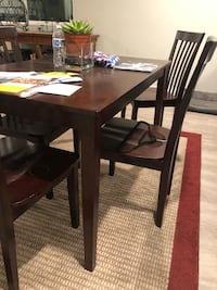 Kitchen table and 4 chairs Newport Beach, 92663