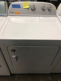 New scratch and dent front load dryer  Baltimore, 21223