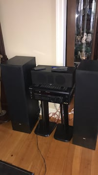 Stereo System STR DE935 and psa speakers Louisville, 40213