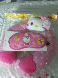 Hello Kitty Travel Pillow and Sleeping Mask Ellicott City, 21043
