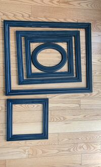 Frames of various sizes