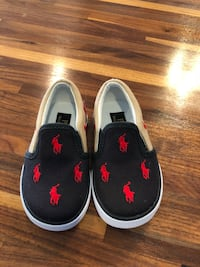 Adorable Baby Polo Ralph Lauren shoes Brand New size 5  Murray, 84123