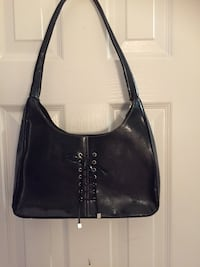 Women's Black Leather Purse Whitby, L1P 1L5