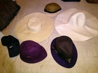 Women's hats lot Bellflower, 90706