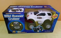 New  Remote Controlled Wild Runner Cruiser Bowie, 20715