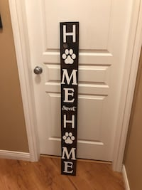 Home Sweet Home Paw Print  Mission, V4S 1M3