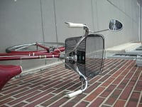 Front Wheel  Basket for bicycle  Minneapolis