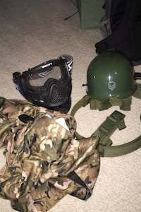 Miscellaneous Airsoft Gear: Green