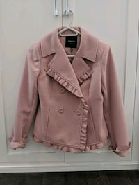 Mac and Jac rose jacket/blazer size S Vaughan, L4K 3S3