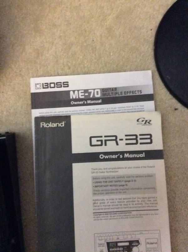 Roland gr-33 guitar synthesizer download instruction manual pdf.