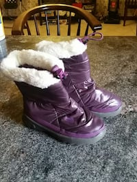 North Face Nuptse boots, Girls Size 3 Baton Rouge, 70815