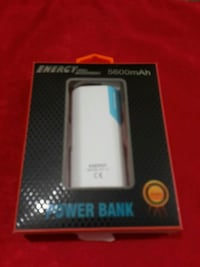 POWER BANK 5600 mAp
