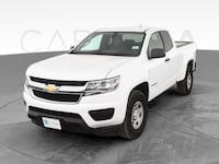 2018 Chevy Chevrolet Colorado Extended Cab pickup Work Truck Pickup 2D