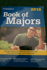 Book of Majors 1388 pages 75 mi
