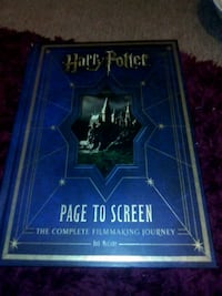 Harry Potter Page to screen Chesterfield, S40 1LP