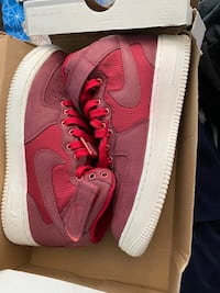 Nike Air Force 1 mid size 7y