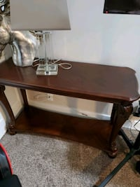 Brand new sofa table from Ashley furniture