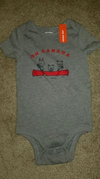 Canada Day onesie 18-24 month new Surrey, V4N 1B2