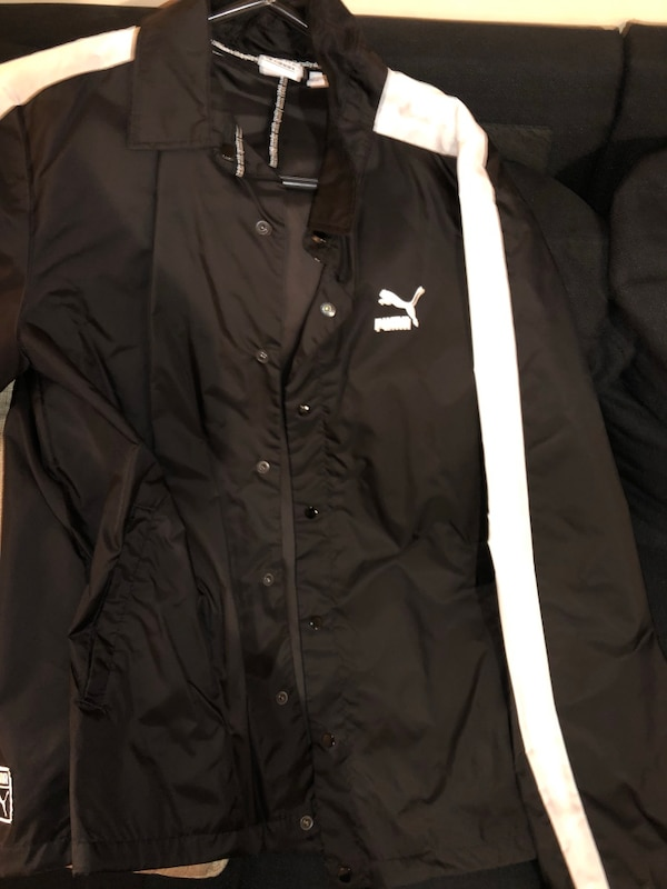 34b213c9d Used Puma windbreaker size M for sale in New York - letgo