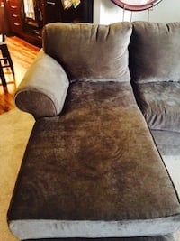 Grey Chaise Lounge Couch! Greenwood Village, 80111