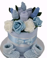 Blue Diaper Cakes Maryland, 20737