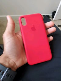 IPhone X product red case  Bellevue, 68123