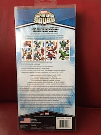 Marvel Super Hero Squad, 29 Wall Decals, Removable & Repositionable Richmond Hill, L4C 9S5