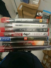 Ps3 games (brand new)